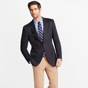 Brooks Brothers 2 Button Cashmere Sport Jacket